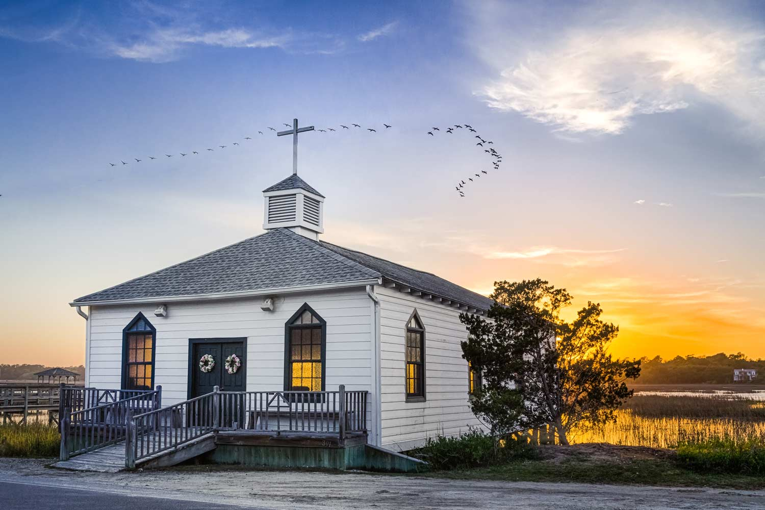 Chapel on Pawleys Island