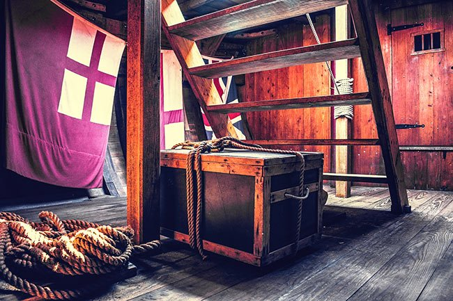 The Adventure Interior