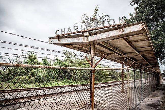 Amtrak Station, North Charleston