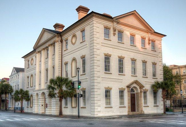 Charleston Courthouse