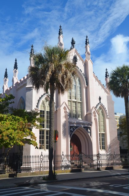 Charleston's French Huguenot Church