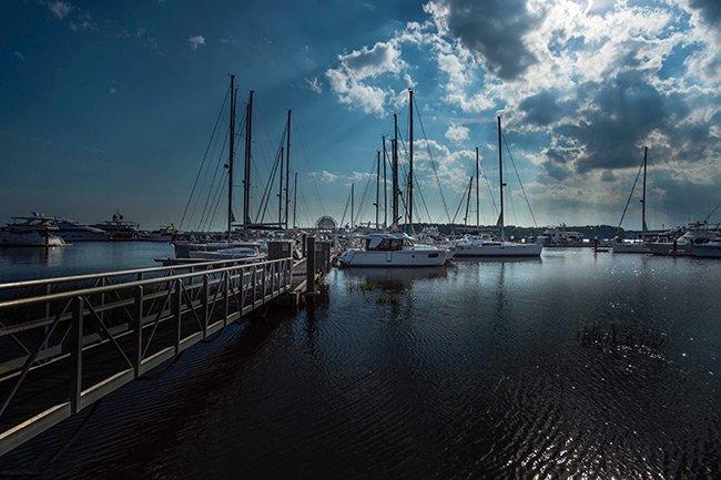 Charleston Marina