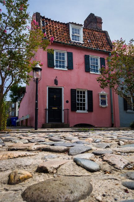 Charleston's Oldest House
