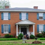 Charlton Hall Plantation House
