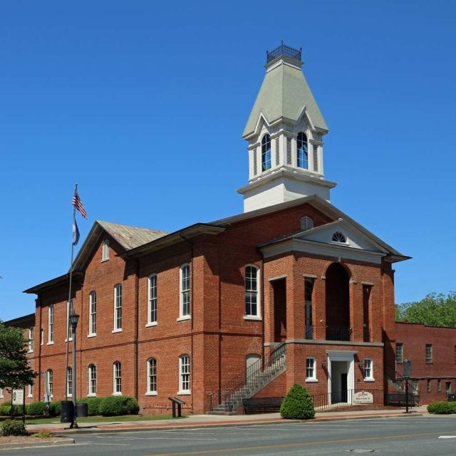 Chesterfield County Court House
