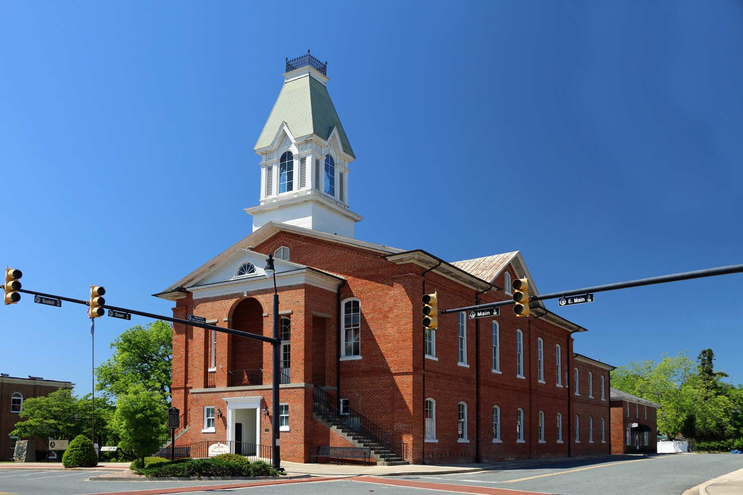 Chesterfield Courthouse