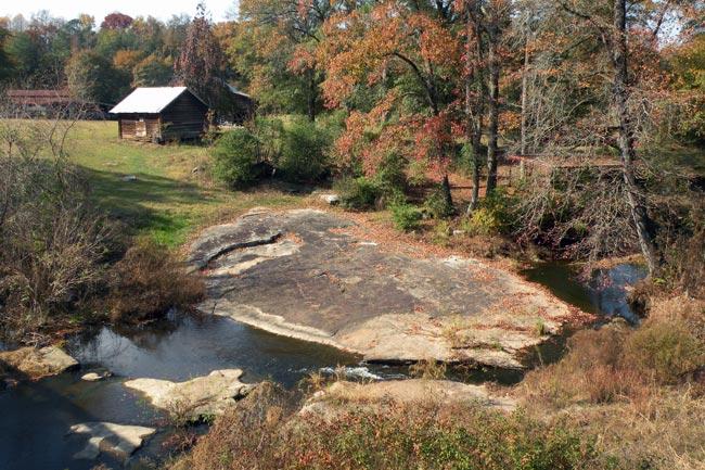 Chinquapin Creek