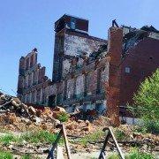 Chiquola Mill Ruins