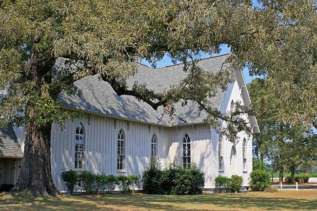 Christ Church, Live Oak