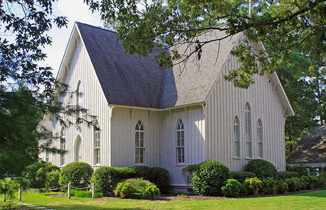 Christ Church in Mars Bluff