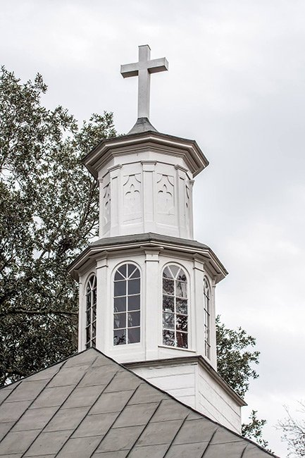 Christ Church Steeple