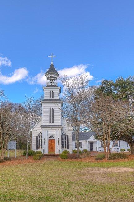 Church of Our Savior in Trenton, SC