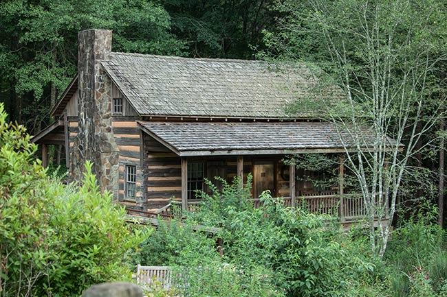 Seneca Cabin