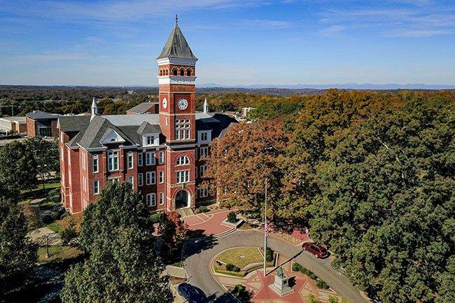Tillman Hall - Clemson University