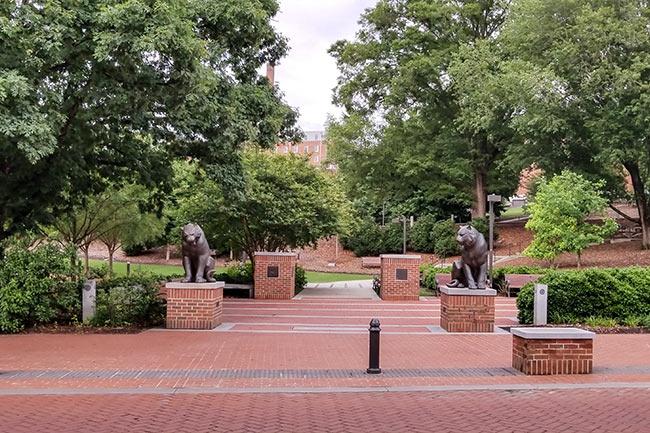Clemson University Scroll of Honor