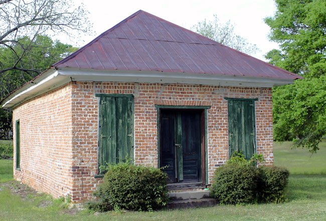 Cokesbury Settlement Brick Store