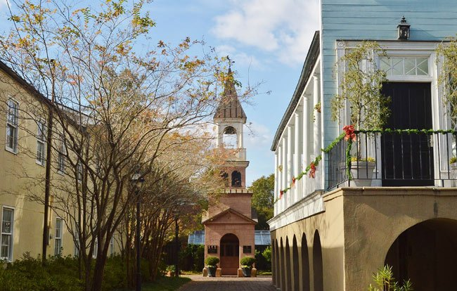 College of Charleston Bell Tower