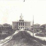 Columbia College around 1900