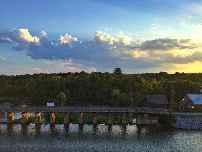 Columbia Spillway