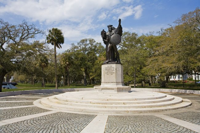 Confederate Defenders of Charleston