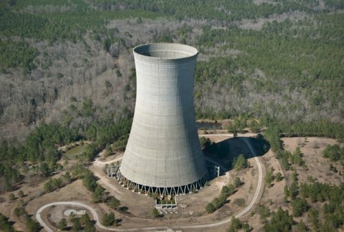Cooling Tower at K Reactor