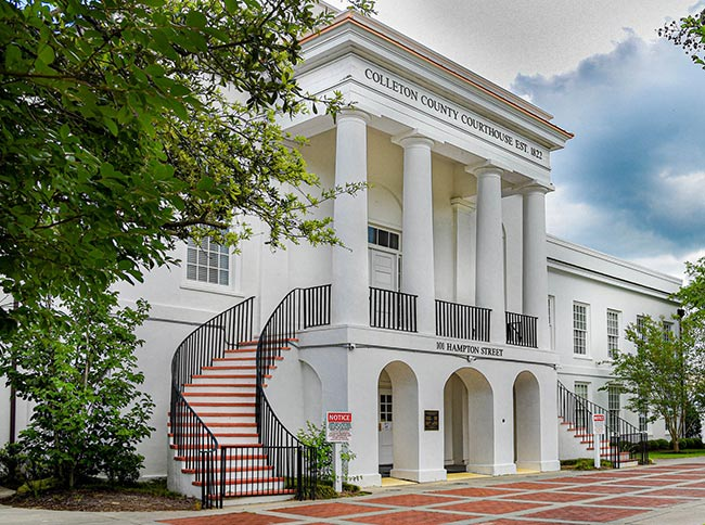 Colleton County Courthouse