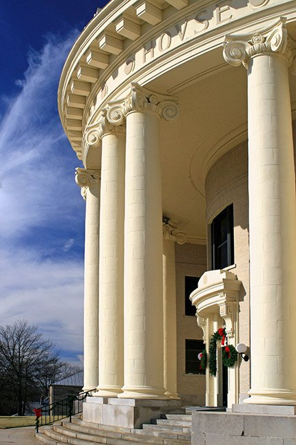 Courthouse in Union, South Carolina