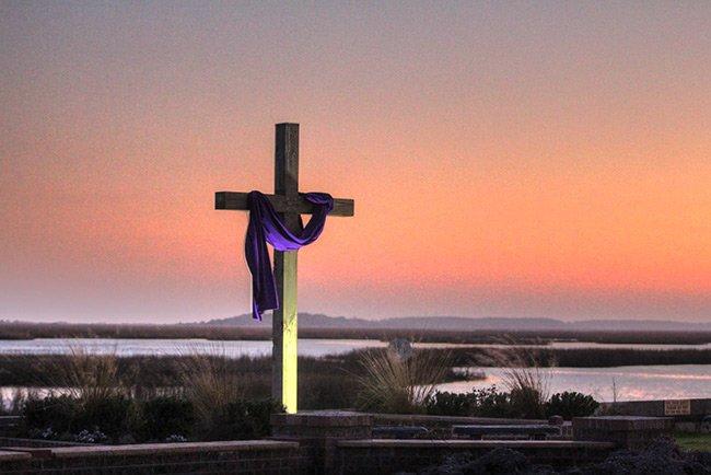 Cross at Belin UMC