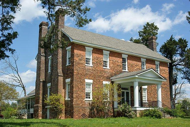 Cross Keys House
