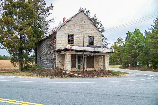Dacusville, Old Hester Store