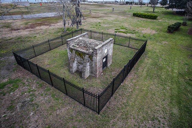 Dead House Aerial