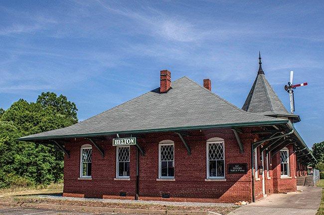 Depot in Belton, SC