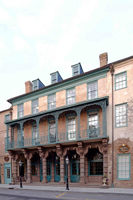 Dock Street Charleston