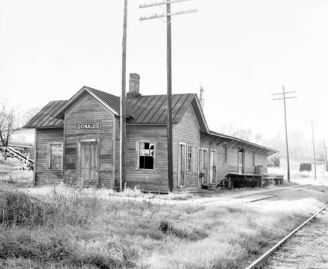 Donalds Depot Historical