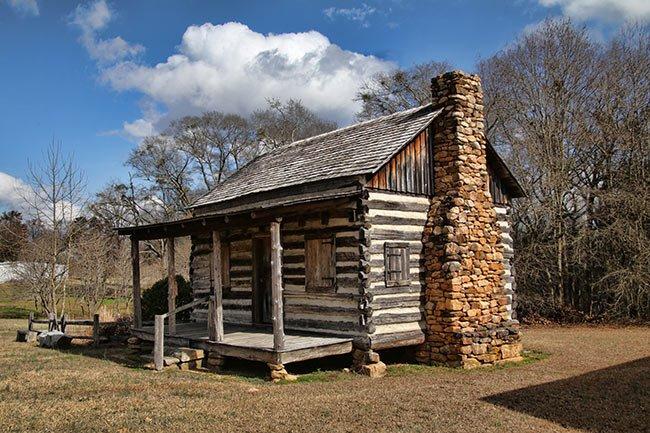 Donalds Grange No. 47 Cabin