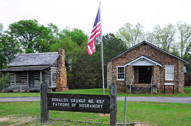 Donalds Grange
