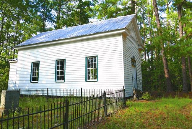 Dothan Church Edgefield County