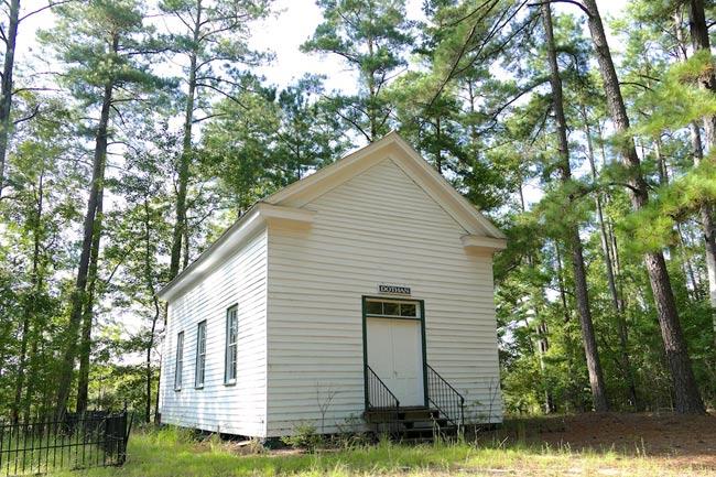 Dothan Methodist Edgefield County
