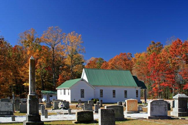 Double Springs Church
