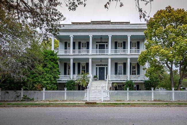 Downtown Beaufort, Sams House