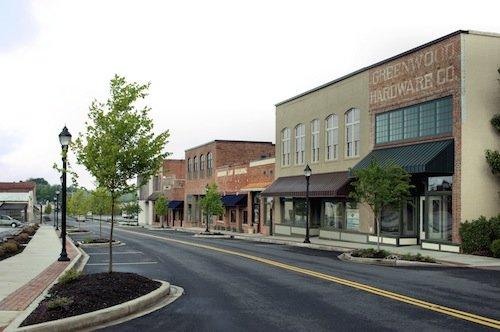 Downtown Greenwood