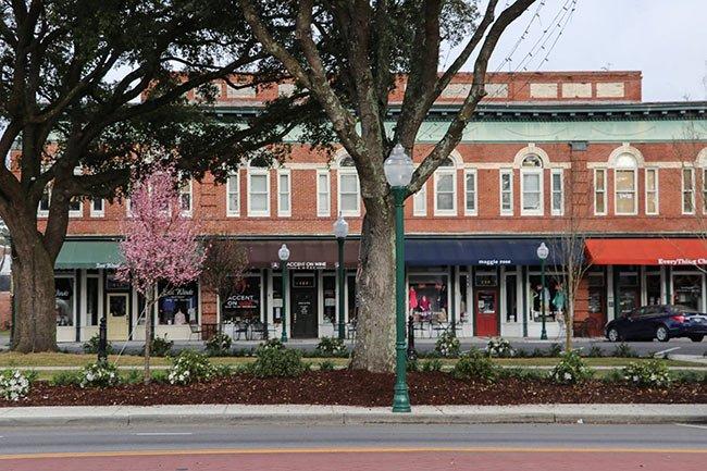 Downtown Summerville Historic Main Street