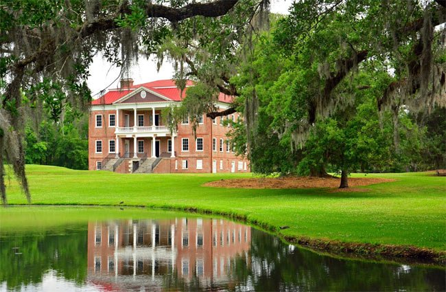 Drayton Hall Plantation