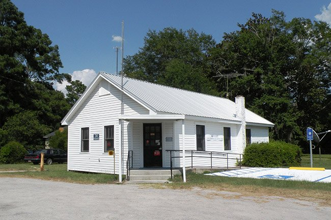 Early Branch, SC Post Office