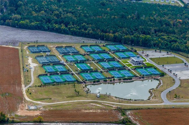 Eddie Floyd Tennis Center