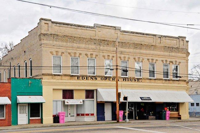 Edens Opera House