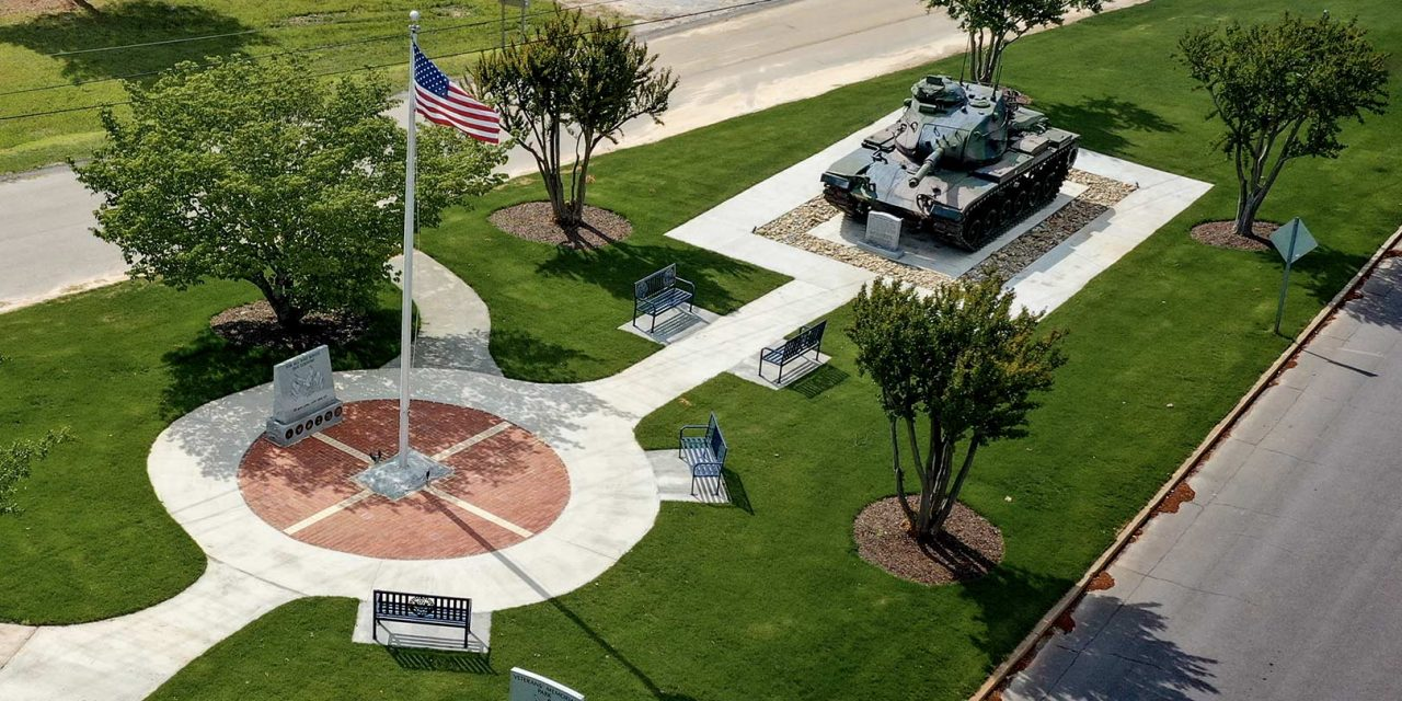 Edgefield Veterans' Memorial Park