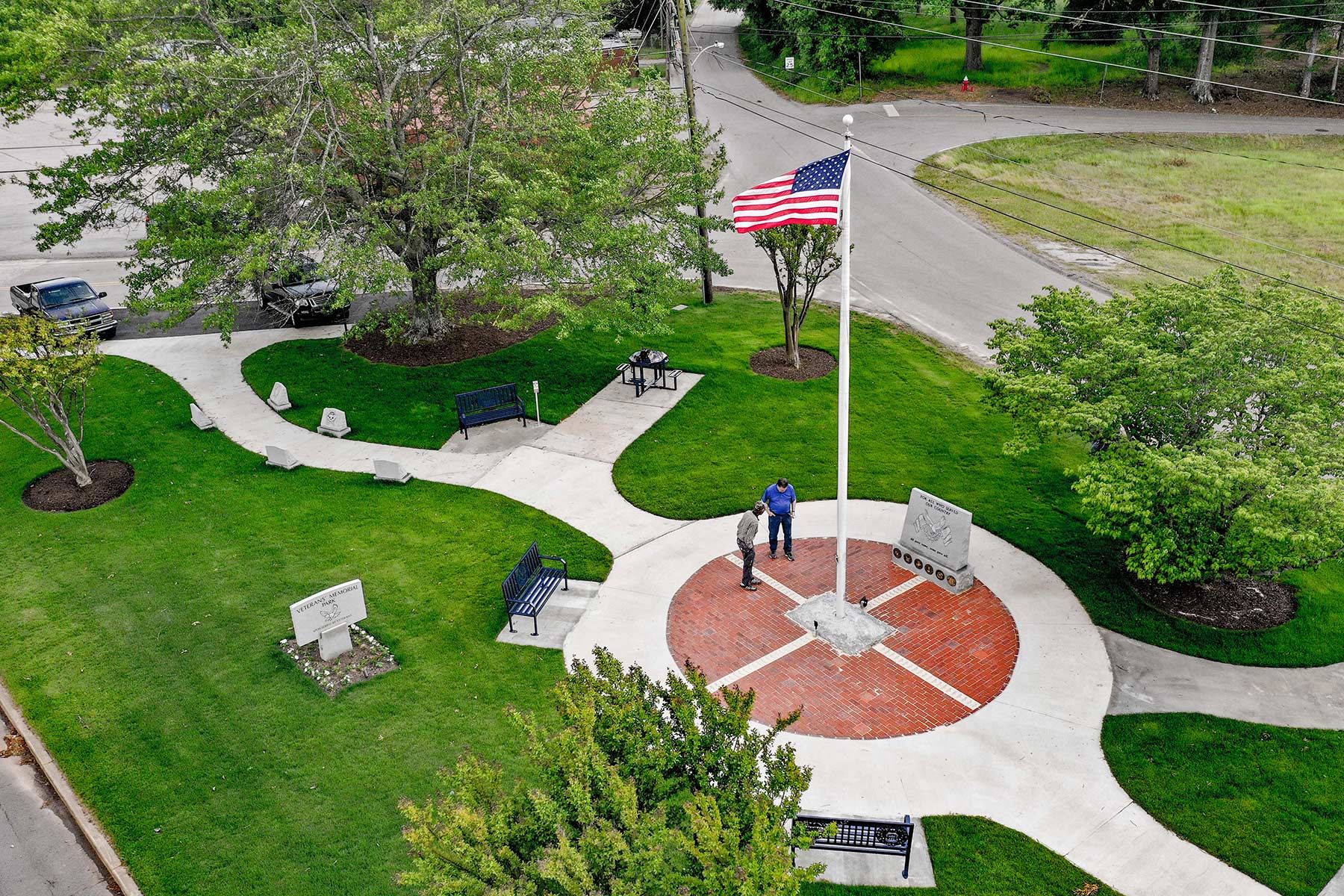 Edgefield Veterans Park