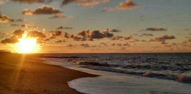 Edisto Beach Surf