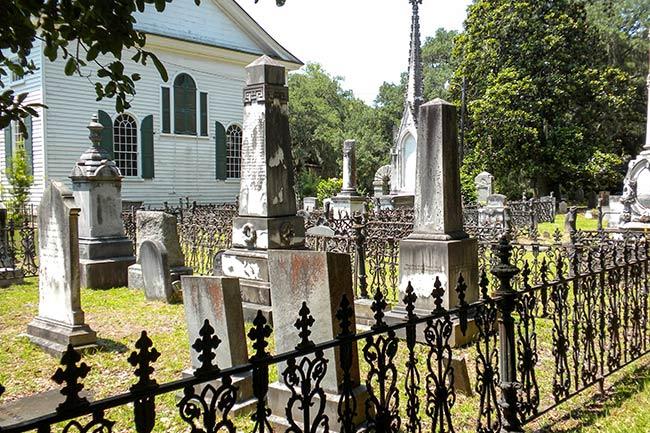Edisto Island Presbyterian Church Cemetery